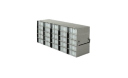 Alkali SS Upright Freezer Racks for 96 Deep Well Microtiter Plates