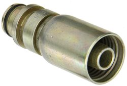 "Eaton Coll O Crimp Male Connector Fitting - 1/2"" Hose ID"