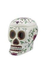 Scentsy Calavera Sugar Skull Warmer - Mexican Folk Art