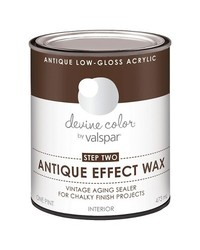 Devine Color Chalky Finish Paint - Antiquing Wax - 473ml