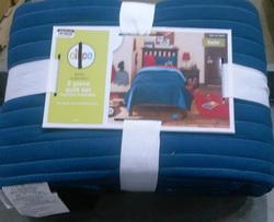 Circo 2-Piece Quilt Set - Blue - Size: Twin
