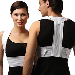 BeFit24 Thoracic Kyphosis Posture Corrector with Upper Back Support Brace