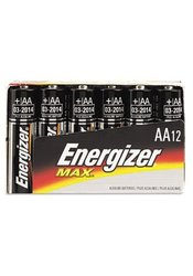 Energizer Battery MAX AA (pack) 12