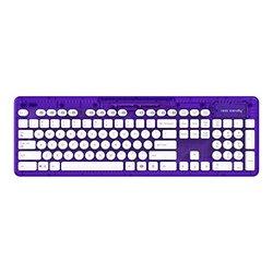 RockCandy Cosmoberry Wireles Keyboard