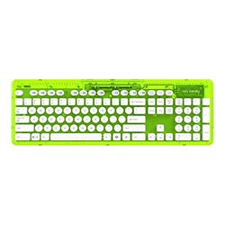 PDP Rock Candy Wireless Keyboard - Lalalime (904-005-NA-NGR)
