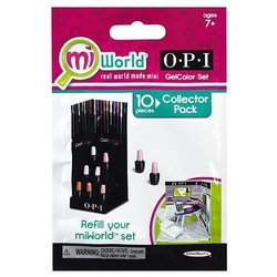 MiWorld Collector Pack OPI 10 Piece GelColor Set