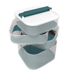 Madesmart Stack and Spin Cosmetic Organization System