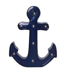 Pillowfort Anchor Marquee Light - Blue