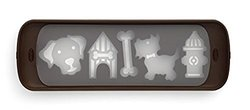 Dog Cookie Cutter & Stencil