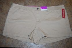 Women's Chino Shorts - Merona - Size: 3""
