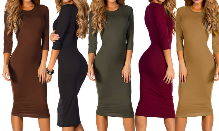 Nice Bodycon Dresses
