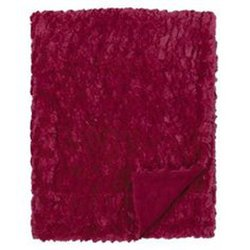 "Xhilaration Velour Plush Throw Blanket 50"" by 60"""