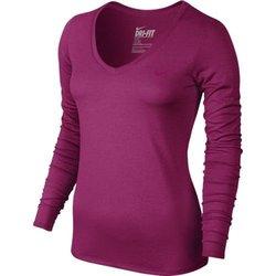 Nike Women's Longsleeve Legend Top 2.0 - Fuchsia - Size: Small