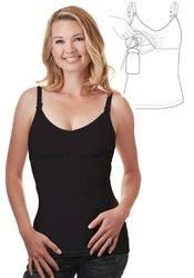 Ruminas Women's Classic with Hands-Free Pumping Bra - Black - Size: Samll