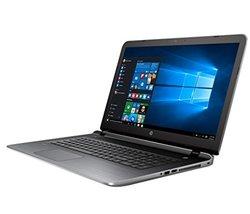 "HP 17.3"" Laptop i3 2.0GHz 8GB 1TB HDD Windows 10 - Black (B01KKIEO44)"