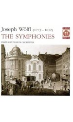 The Symphonies Audio CD Caro Mitis - Joseph W