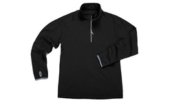 Zorrel Ladies' Fleece Pullover - Black - Size: XS