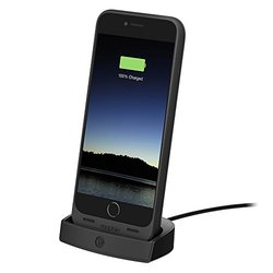 Mophie Iphone: Pack Air External Battery Case-6/6s/black