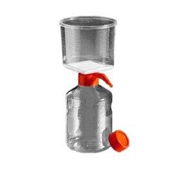 Sterile Corning 1000mL Vacuum Filter Unit Cellulose Nitrate - Orange