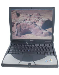 """Dell Inspiron 4150 14.1"""""""" Laptop P4M 1.8GHz 256MB 40GB Win 7"""