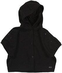Diesel 'Sponcius' Hooded Sweatshirt (Kids) - Black-XX-Large