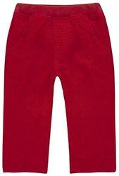 JoJo Maman Bebe Cord Pull-Ups (Baby) - Red-0-3 Months