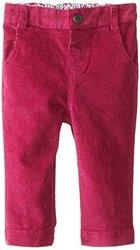 JoJo Maman Bebe Baby Girls' Cord Slim Fit Jeans, Raspberry, 12 18 Months