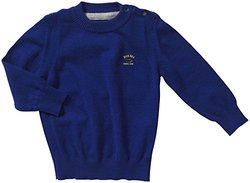 Diesel Big Boys' Kimab Pullover Sweater (Baby) - Royal - 9