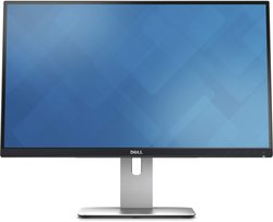 "Dell 25"" Widescreen LED Backlit LCD Monitor - Black (U2515H)"