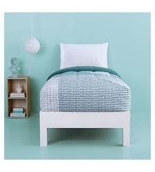 Room Essentials Comforter - Teal Blue - Size: Twin XL