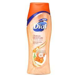 Dial 3 oz. Omega Moisture Body Wash - Sea Berries - Pack of 2