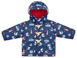 JoJo Maman Bebe Baby Boys' Fisherman's Jacket, Nautical, 18 24 Months