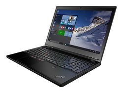 "ThinkPad P50 15.6"" Laptop 2.8GHz 8GB 500GB Windows 7 (20ENCTO1WW)"
