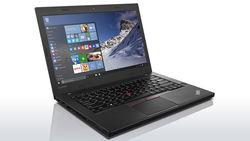 "Lenovo ThinkPad T460p 14"" Laptop i5 2.6GHz 8GB 500GB Win 10 (20FWCTO1WW)"