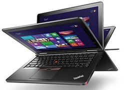 "ThinkPad Yoga 12"" Ultrabook i7 2.60GHz 4GB 512GB Windows 8.1 (20DLCTO1WW)"