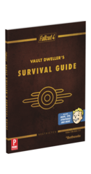 Fallout 4 Survival Guide Bundle Hardcover Prima Games - 2015