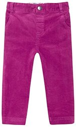 JoJo Maman Bebe Cord Slim Fit Jeans (Toddler/Kid) - Raspberry-3-4 Years