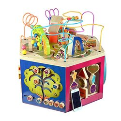 B. Toys Childrens Youniversity Activity Cube