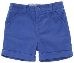 JoJo Maman Bebe Chino Shorts (Toddler/Kid)-Cobalt-4-5 Years