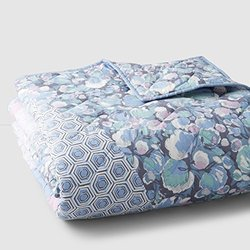 Sky Bedding Audra King Quilt