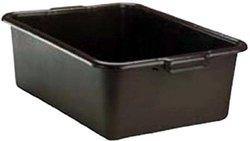 7-Inch Multi-Purpose Tray Bus Box - Black