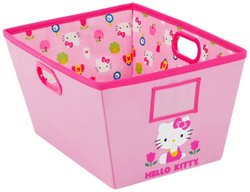 Hello Kitty CK-133 Storage Bin, Large