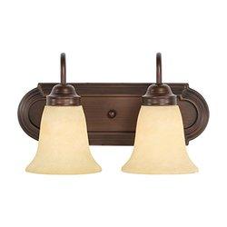 Brookfield RBZ 2-Bulb Vanity Light