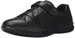 ECCO Women's Babbet II Cross Strap Shoe - Black - Size: 38 EU/7-7.5 M US