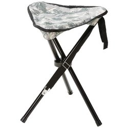 Maxam Digital Camo Camp Stool