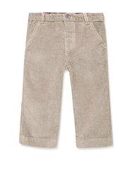 JoJo Maman Toddler Bebe Cord Trousers - Stone - Size: 4-5 Years