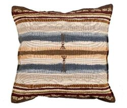 Cimarron Decorative Tapestry Toss Pillow USA Made