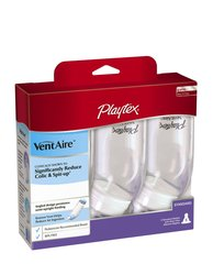 Playtex VentAire Baby Natural Feeding Standard Bottles - 3 Pk - 6 oz each
