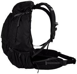 Redwing 50 Backpack: Black/medium-large
