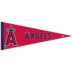 """MLB Angels WCR63794712 Carded Classic Pennant, 12"""" x 30"""""""